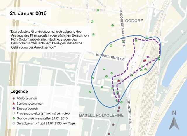 Grundwasserstand Karte Nrw.Fragen Und Antworten Lyondellbasell