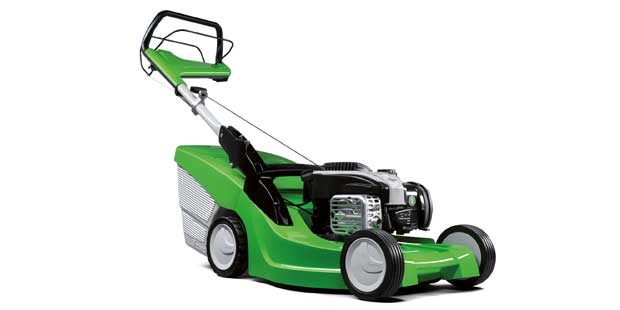 Hostacom Aids Award Winning Lawn Mower